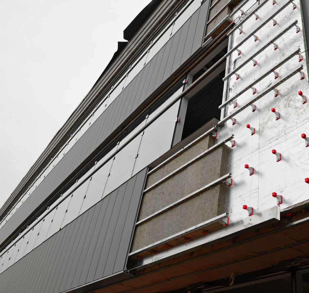 The Guide to Cladding Attachment Solutions for Exterior-Insulated Commercial Walls