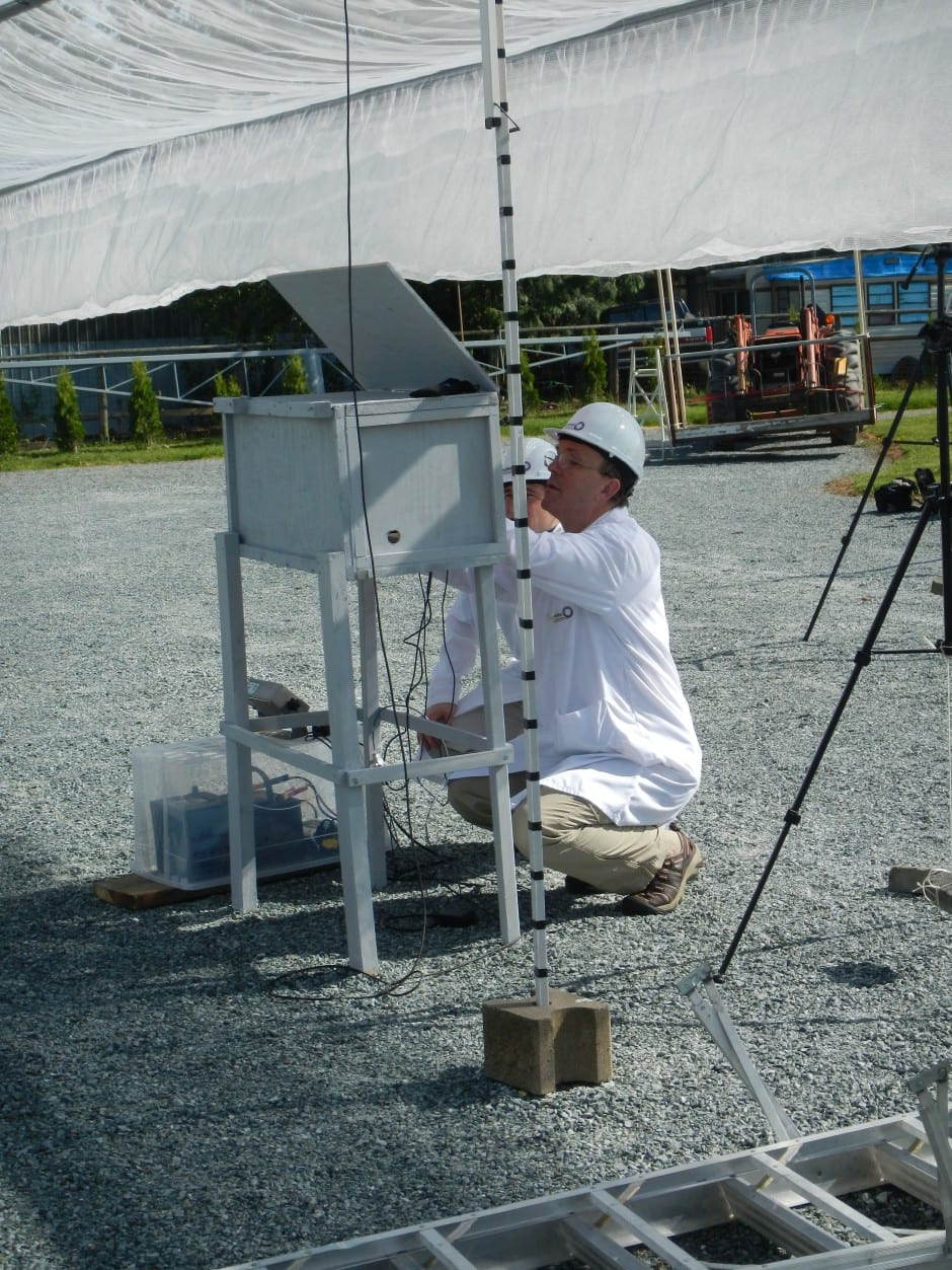 hail canopy testing weathersolve structures