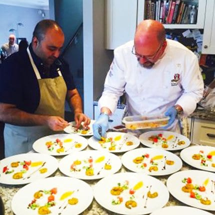 Gala Live Auction - Chef In Your Home
