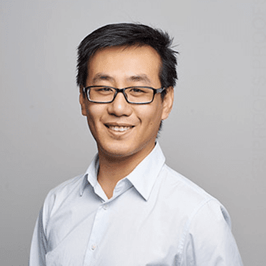 Jim Li VP Software Development Envisio