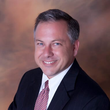 Photo of Brian Norusis, President and COO, Envisio