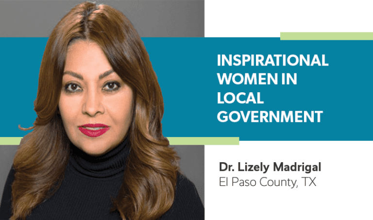 Photo of Dr. Lizely Madrigal, El Paso County, TX