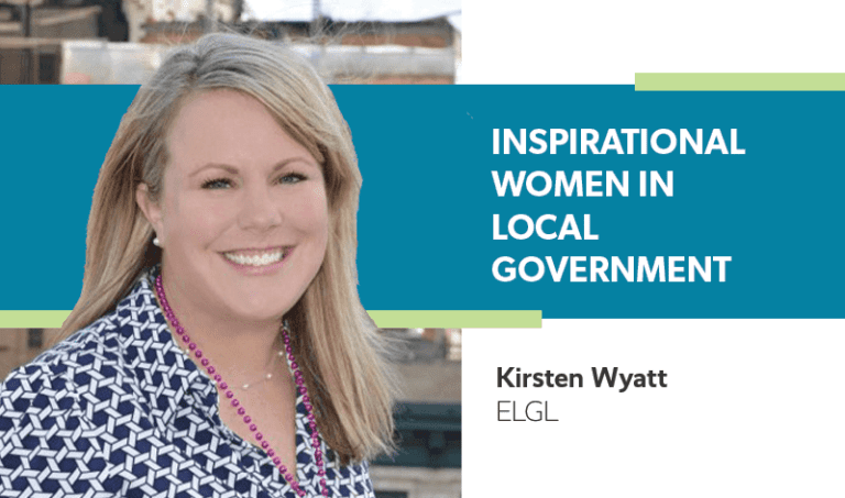 Photo of Kirsten Wyatt, ELGL